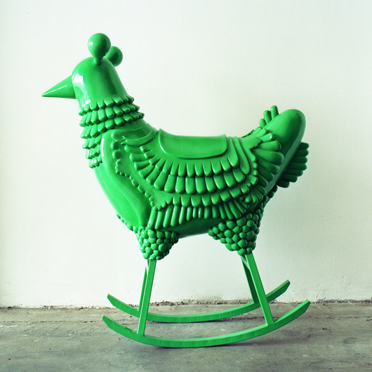 Jaime-hayon-green-chicken