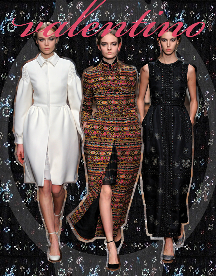Valentino-fall winter 2012