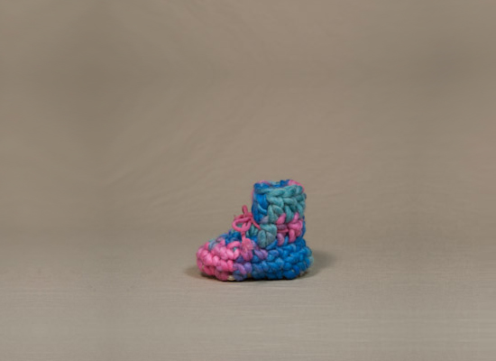 Padraig cottage baby slippers-1
