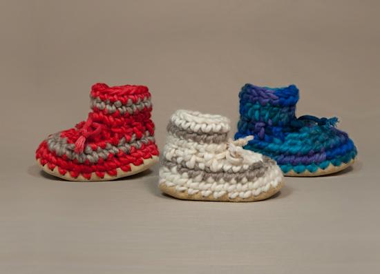 Padraig slippers baby-b