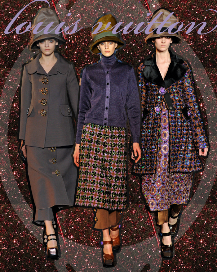 Louis vuitton-fall winter 2012-13