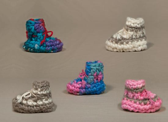 Padraig baby slippers-2
